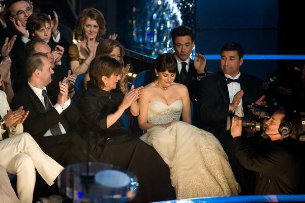 """The 81st Annual Academy Awards"" (Telecast)Penelope Cruz02-22-2009Photo by Darren Decker © 2009 A.M.P.A.S. - Image 23704_0431"