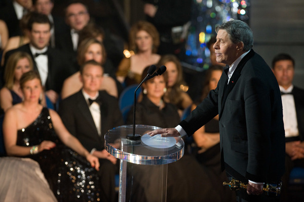 """""""The 81st Annual Academy Awards"""" (Telecast)Jerry Lewis02-22-2009Photo by Darren Decker © 2009 A.M.P.A.S. - Image 23704_0566"""