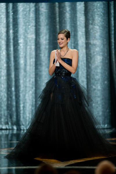 """""""The 81st Annual Academy Awards"""" (Telecast)Marion Cotillard02-22-2009Photo by Michael Yada © 2009 A.M.P.A.S. - Image 23704_0585"""
