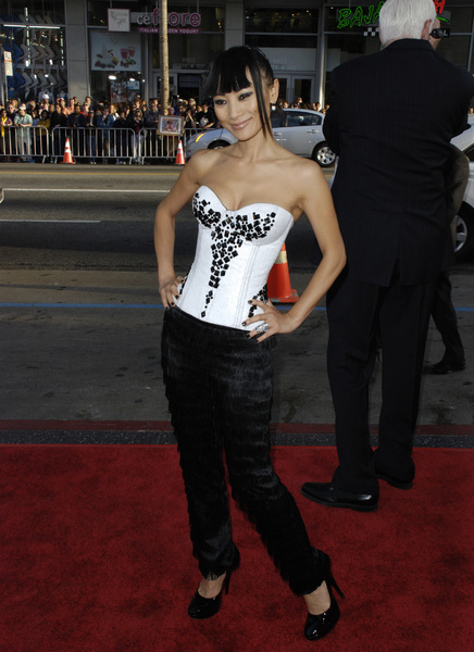 """Ghosts of Girlfriends Past"" (Premiere)Bai Ling04-28-2009 / Grauman"
