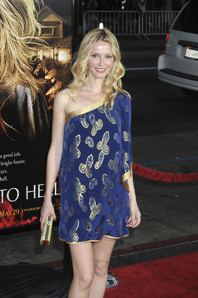 """""""Drag Me to Hell"""" PremiereVanessa Branch5-12-2009 / Grauman"""