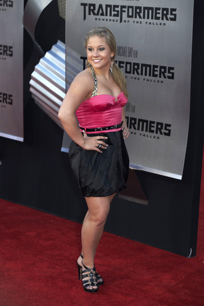 """Transformers: Revenge of the Fallen"" PremiereShawn Johnson6-22-2009 / Mann"