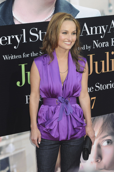 """Julie & Julia"" Premiere Giada De Laurentiis7-27-2009 / Mann Village Theater / Westwood, CA / Sony Pictures / Photo by Heather Holt - Image 23754_0124"