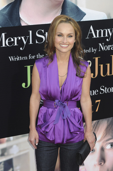 """Julie & Julia"" Premiere Giada De Laurentiis7-27-2009 / Mann Village Theater / Westwood, CA / Sony Pictures / Photo by Heather Holt - Image 23754_0125"