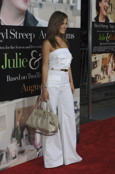 """""""Julie & Julia"""" Premiere Maria Menounos7-27-2009 / Mann Village Theater / Westwood, CA / Sony Pictures / Photo by Heather Holt - Image 23754_0280"""