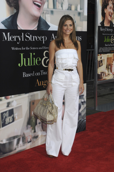 """""""Julie & Julia"""" Premiere Maria Menounos7-27-2009 / Mann Village Theater / Westwood, CA / Sony Pictures / Photo by Heather Holt - Image 23754_0285"""