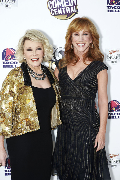 """""""The Comedy Central Roast of Joan Rivers"""" Kathy Griffin and Joan Rivers7-26-2009 / CBS Studios / Studio City, CA / Comedy Central / Photo by Benny Haddad - Image 23755_0083"""