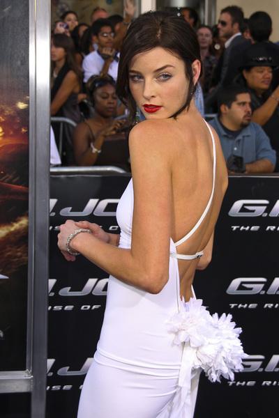 """G.I. Joe: The Rise of Cobra"" PremiereRachel Nichols8-6-2009 / Grauman"