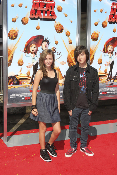 """Cloudy with a Chance of Meatballs"" Premiere Rachel G. Fox9-12-2009 / Mann Village Theater / Westwood, CA / Columbia Pictures / Photo by Joelle Leder - Image 23792_0022"