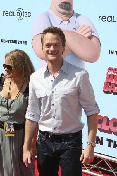 """Cloudy with a Chance of Meatballs"" Premiere Neil Patrick Harris9-12-2009 / Mann Village Theater / Westwood, CA / Columbia Pictures / Photo by Joelle Leder - Image 23792_0116"