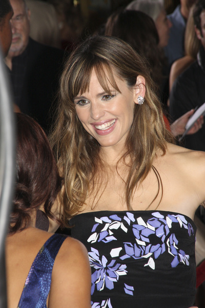 """The Invention of Lying"" Premiere Jennifer Garner9-21-2009 / Grauman"