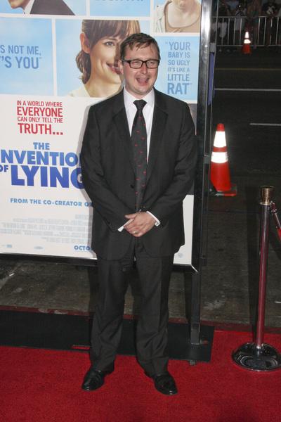 """The Invention of Lying"" Premiere John Hodgman9-21-2009 / Grauman"
