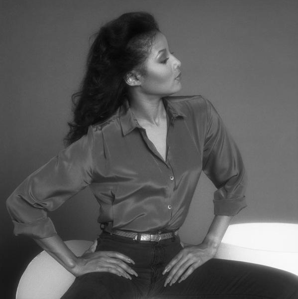 La Toya Jackson 1980 © 1980 Bobby Holland - Image 23795_0004