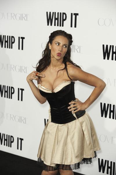 """Whip It""America Olivo9-29-2009 / Grauman"