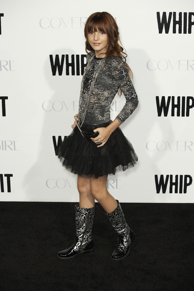 """Whip It""Bella Thorne9-29-2009 / Grauman"