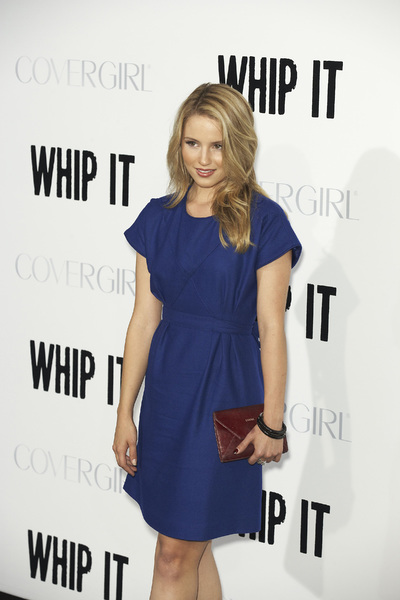 """Whip It""Dianna Agron9-29-2009 / Grauman"