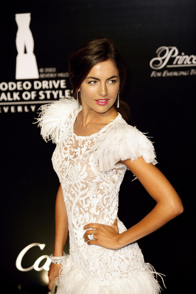 Rodeo Drive Walk of Style AwardCamilla Belle10-22-2009 / Rodeo Drive / Beverly Hills, CA / Photo by Benny Haddad - Image 23800_0057