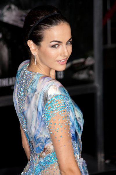 """2012"" PremiereCamilla Belle11-3-2009 / Regal Cinemas LA Live / Los Angeles CA / Columbia Pictures / Photo by Joelle Leder - Image 23808_0098"