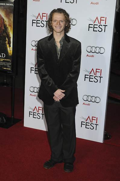 """The Road"" PremiereNick Pasqual11-4-2009 / Grauman"