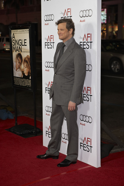 """A Single Man"" PremiereColin Firth11-5-2009 / Grauman"