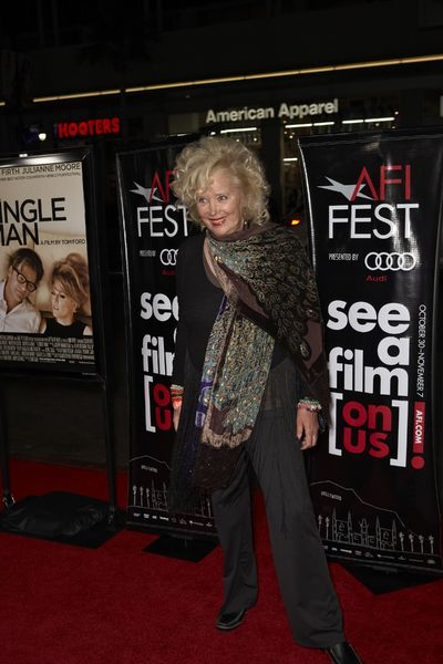 """A Single Man"" PremiereSally Kirkland11-5-2009 / Grauman"