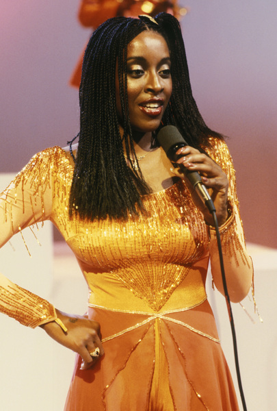 Gwen Dickey (singer with Rose Royce)circa 1970s© 1978 Bobby Holland - Image 23832_0029