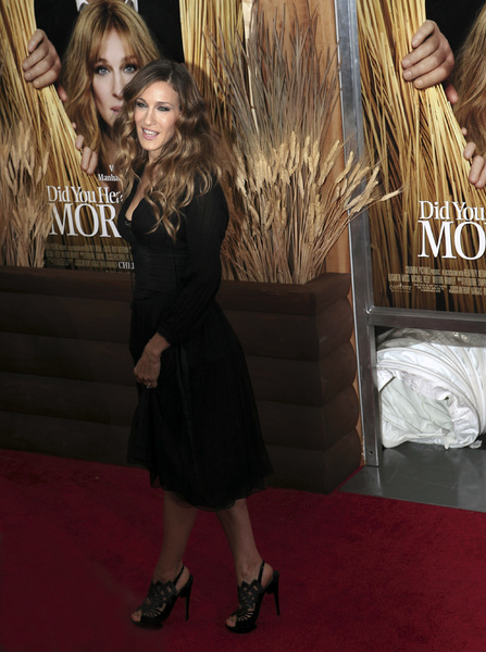 """Did You Hear About the Morgans?"" PremiereSarah Jessica Parker12-14-2009 / Ziegfeld Theater / New York, NY / Sony Pictures / Photo by Cecelia Post - Image 23840_0043"