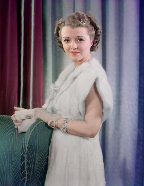 Janet Gaynor circa 1940 © 1978 James Doolittle / ** K.K. - Image 2385_0029