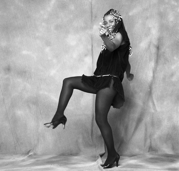 Patrice Rushen circa 1980s© 1980 Bobby Holland - Image 23854_0040
