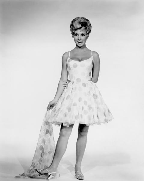 Mitzi Gaynor circa 1967** I.V. / M.T. - Image 2386_0053