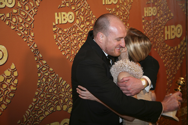 """HBO Golden Globes After Party""Michael Sucsy, Drew Barrymore1-17-2010 / Circa 55 at The Beverly Hilton / Los Angeles CA / HBO / Photo by Cicilia S. Teng - Image 23866_0094"