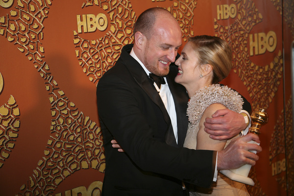 """HBO Golden Globes After Party""Michael Sucsy, Drew Barrymore1-17-2010 / Circa 55 at The Beverly Hilton / Los Angeles CA / HBO / Photo by Cicilia S. Teng - Image 23866_0095"