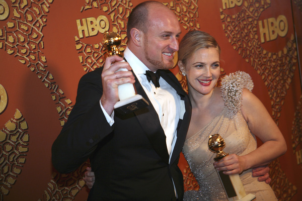 """""""HBO Golden Globes After Party""""Michael Sucsy, Drew Barrymore1-17-2010 / Circa 55 at The Beverly Hilton / Los Angeles CA / HBO / Photo by Cicilia S. Teng - Image 23866_0097"""