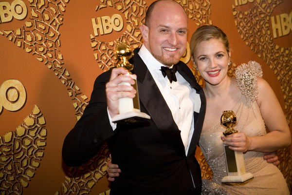 """HBO Golden Globes After Party""Michael Sucsy, Drew Barrymore1-17-2010 / Circa 55 at The Beverly Hilton / Los Angeles CA / HBO / Photo by Cicilia S. Teng - Image 23866_0099"