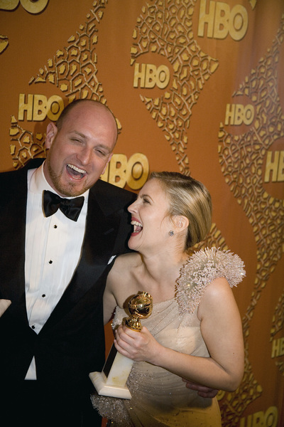 """HBO Golden Globes After Party""Michael Sucsy, Drew Barrymore1-17-2010 / Circa 55 at The Beverly Hilton / Los Angeles CA / HBO / Photo by Cicilia S. Teng - Image 23866_0100"