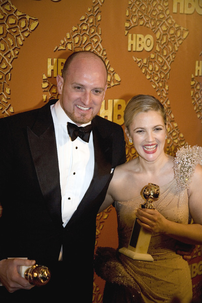"""""""HBO Golden Globes After Party""""Michael Sucsy, Drew Barrymore1-17-2010 / Circa 55 at The Beverly Hilton / Los Angeles CA / HBO / Photo by Cicilia S. Teng - Image 23866_0101"""