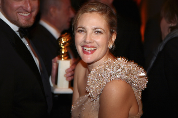 """HBO Golden Globes After Party""Drew Barrymore1-17-2010 / Circa 55 at The Beverly Hilton / Los Angeles CA / HBO / Photo by Cicilia S. Teng - Image 23866_0133"