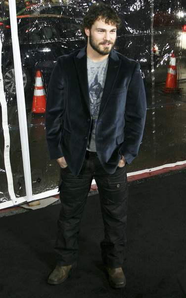 """Edge of Darkness"" PremiereShawn Roberts1-26-2010 / Grauman"