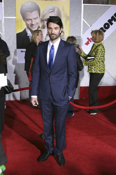 """When in Rome"" PremiereLuca Calvani1-27-2010 / El Capitan Theater / Hollywood CA / Touchstone Pictures / Photo by Heather Hixon - Image 23871_0084"