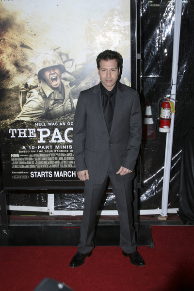 """The Pacific"" PremiereJon Seda2-24-2010 / Grauman"