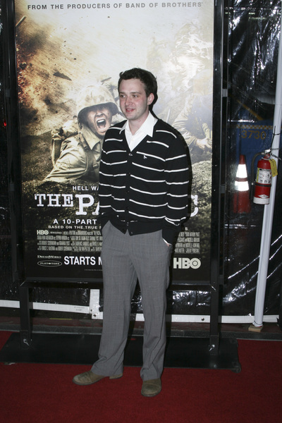 """The Pacific"" PremiereEddie Kaye Thomas2-24-2010 / Grauman"