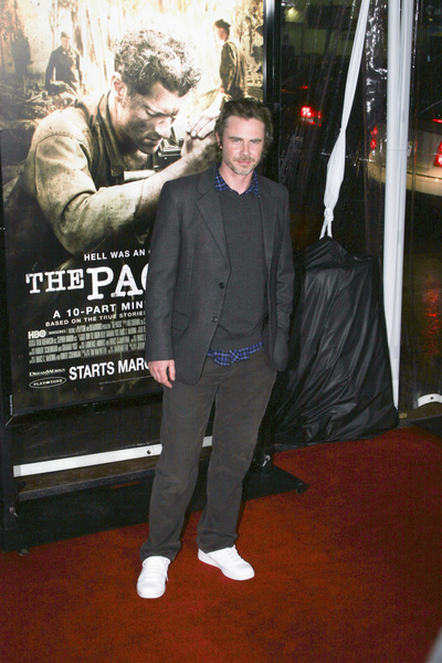 """The Pacific"" PremiereSam Trammell2-24-2010 / Grauman"