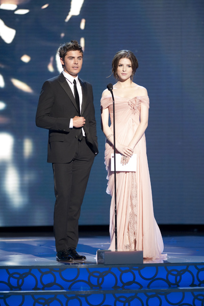 """The Academy Awards - 82nd Annual"" (Telecast)Zac Efron, Anna Kendrick3-7-2010Photo by Matt Petit © 2010 A.M.P.A.S. - Image 23908_0047"