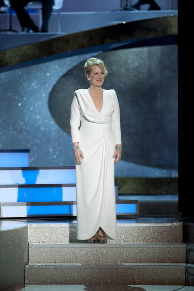 """The Academy Awards - 82nd Annual"" (Telecast)Meryl Streep3-7-2010Photo by Michael Yada © 2010 A.M.P.A.S. - Image 23908_0083"