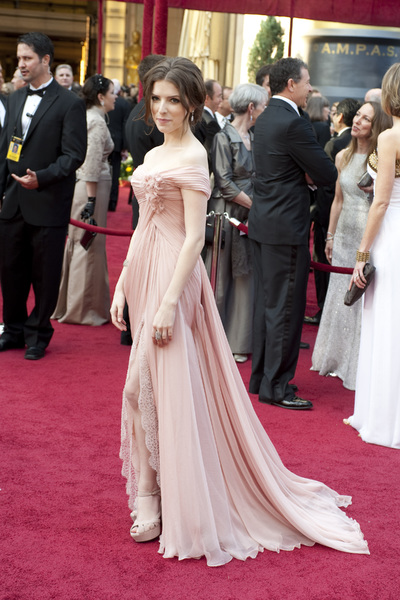 """The Academy Awards - 82nd Annual"" (Arrivals)Anna Kendrick3-7-2010Photo by Matt Petit © 2010 A.M.P.A.S. - Image 23908_0258"