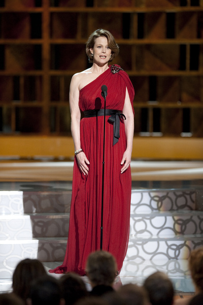 """The Academy Awards - 82nd Annual"" (Telecast)Sigourney Weaver3-7-2010Photo by Michael Yada © 2010 A.M.P.A.S. - Image 23908_0298"
