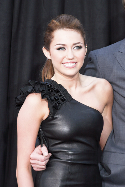 """""""The Last Song"""" PremiereMiley Cyrus3-25-2010 / Arclight Theater / Hollywood CA / Touchstone Pictures / Photo by Heather Hixon - Image 23914_0163"""