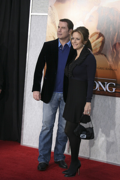 """""""The Last Song"""" PremiereJohn Travolta, Kelly Preston3-25-2010 / Arclight Theater / Hollywood CA / Touchstone Pictures / Photo by Heather Hixon - Image 23914_0185"""