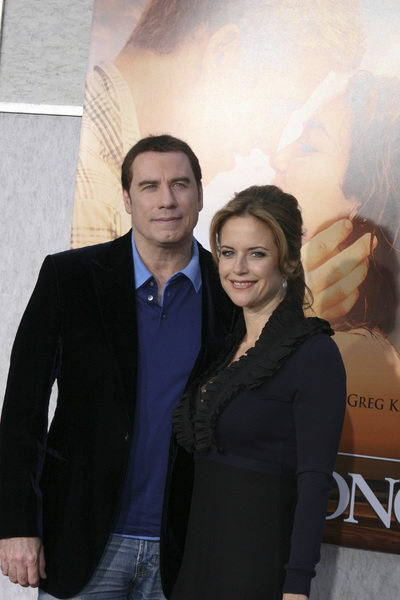 """""""The Last Song"""" PremiereJohn Travolta, Kelly Preston3-25-2010 / Arclight Theater / Hollywood CA / Touchstone Pictures / Photo by Heather Hixon - Image 23914_0189"""