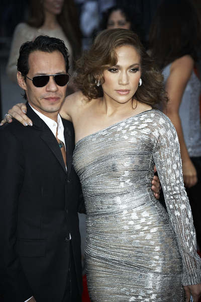 """The Back-Up Plan"" PremiereMarc Anthony, Jennifer Lopez4-21-2010 / Regency Village Theater / Westwood CA / CBS Films / Photo by Benny Haddad - Image 23917_0154"